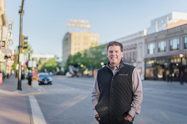 Bozeman Business Portrait - downtown bozeman