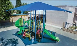Little Tikes Commercial Play Builders Playground