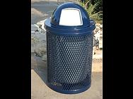 MyTCoat trash receptacle