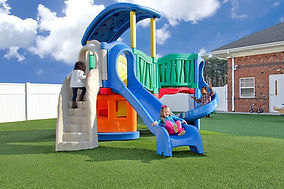 Little Tikes Commercial All In Clever Climber Playground