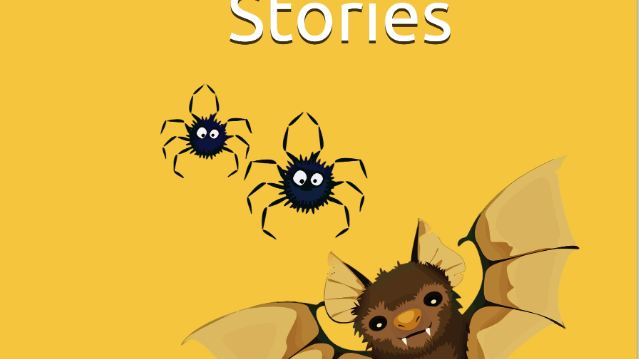 """""""At"""" Word Family Stories"""