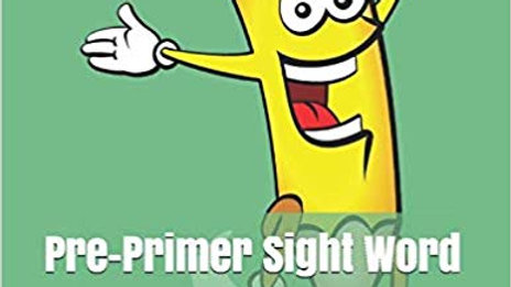 "Pre-Primer Sight Word ""Is"" Story Workbook"