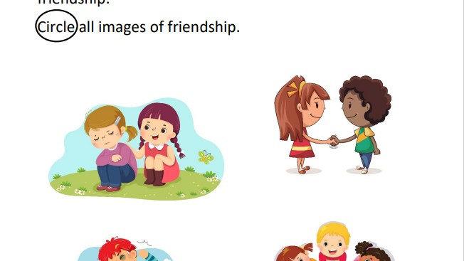 I SPY (FRIENDSHIP)