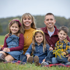 Family Session (1 hour):  $125
