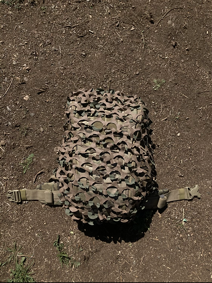 Augmento™ Backpack Ghillie Cover
