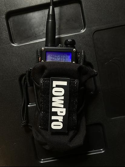 Adjustable Radio Pouch