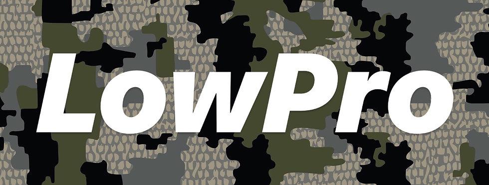LowPro Logo Sticker