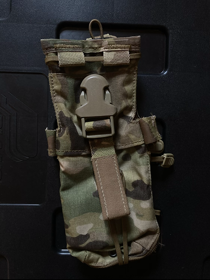 Used High Ground Radio Pouch