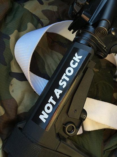 'NOT A STOCK' Sticker