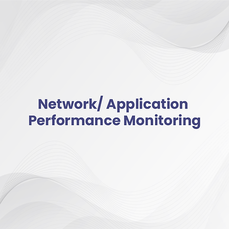 network application performance monitori