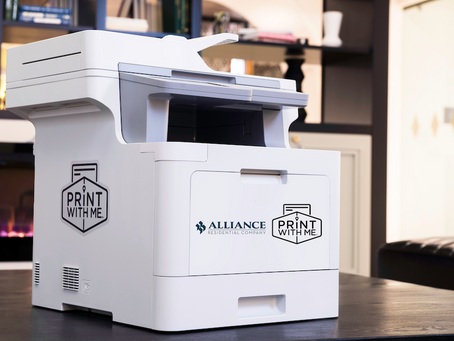 PrintWithMe Partners with Alliance Residential Company