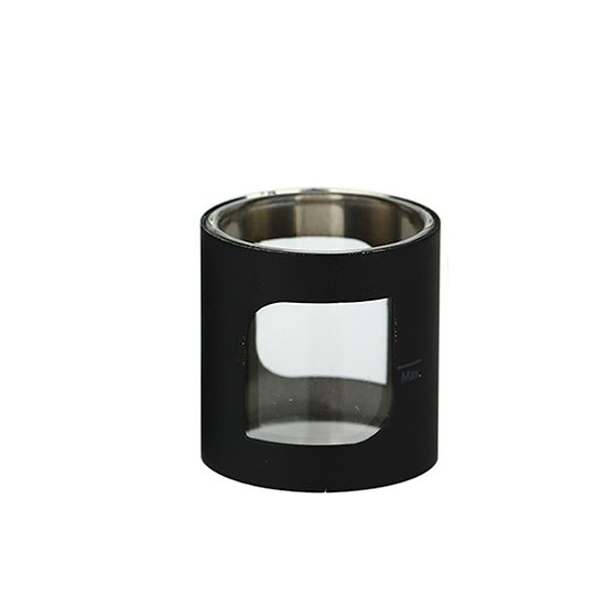 PockeX Glass Tube(With metal) negro