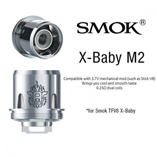 V8 X-Baby M2 Coil pieza 0.25ohm