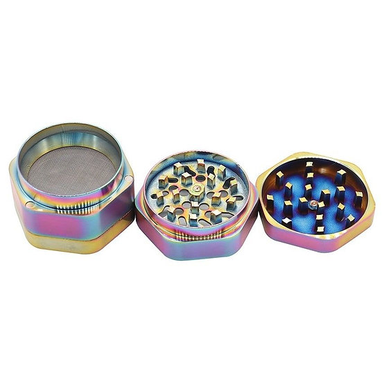 4 Layer 58mm Grinder