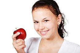 prótese dental fixa ou móvel