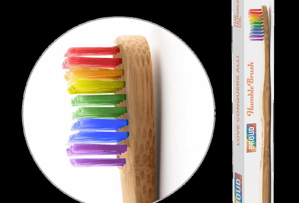 Bamboo tandenborstel - Proud - Soft