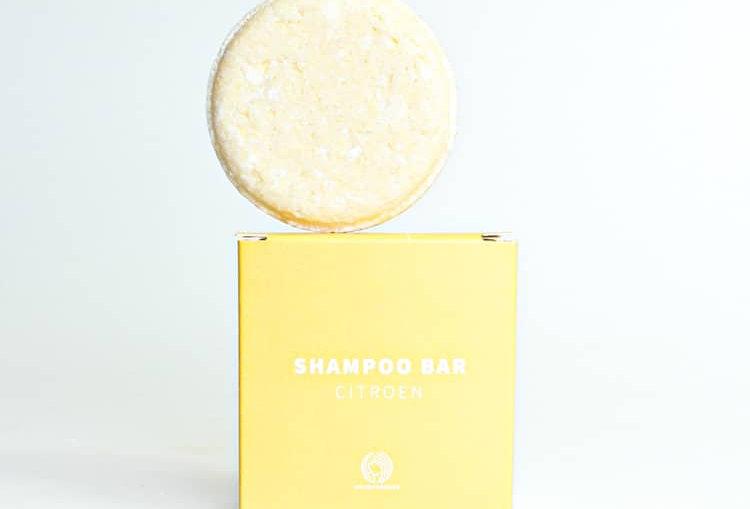 Shampoo Bar - Citroen