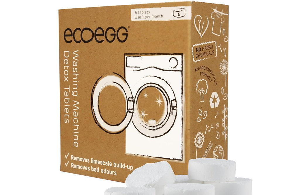 Detox tabletten - Laundry Egg