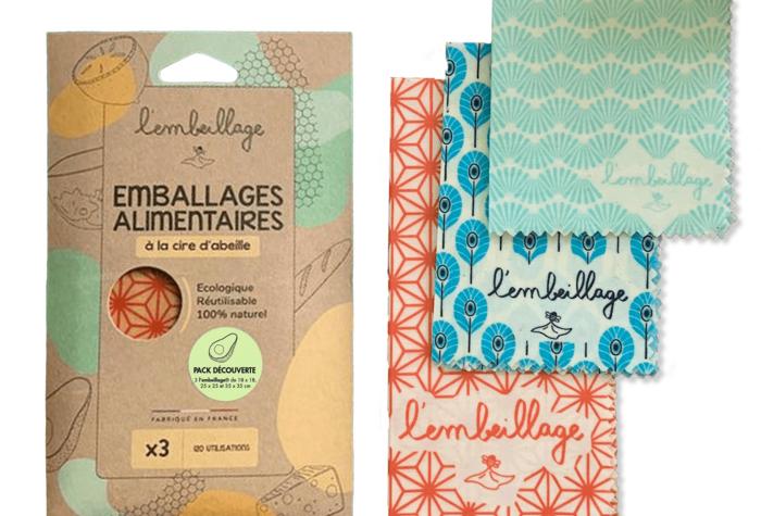 Bee wrap - Starterspakket
