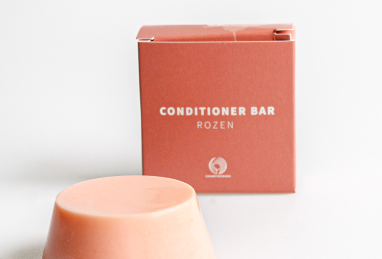 Conditioner Bar - Rozenblaadjes