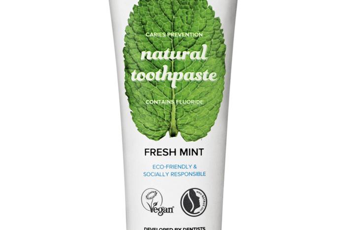 Natuurlijke tandpasta - Munt