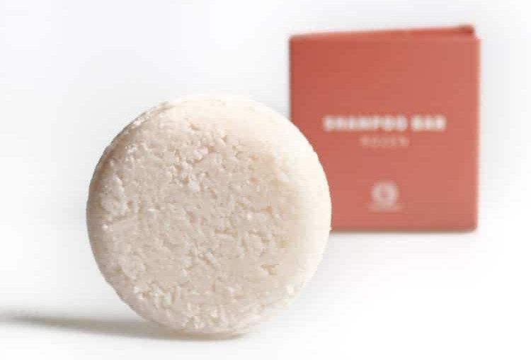 Shampoo Bar - Rozenblaadjes