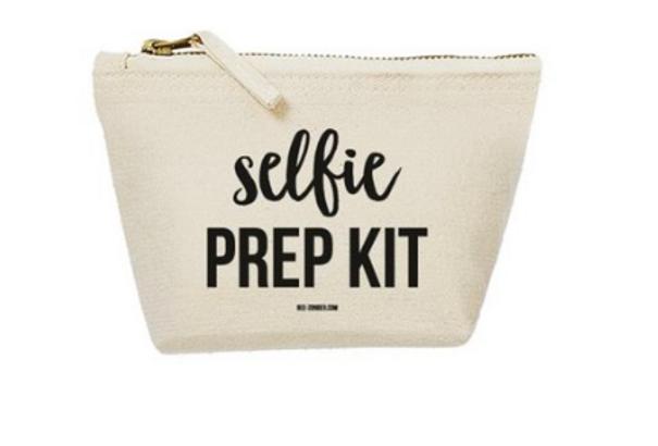 Toilettasje - Selfie prep kit