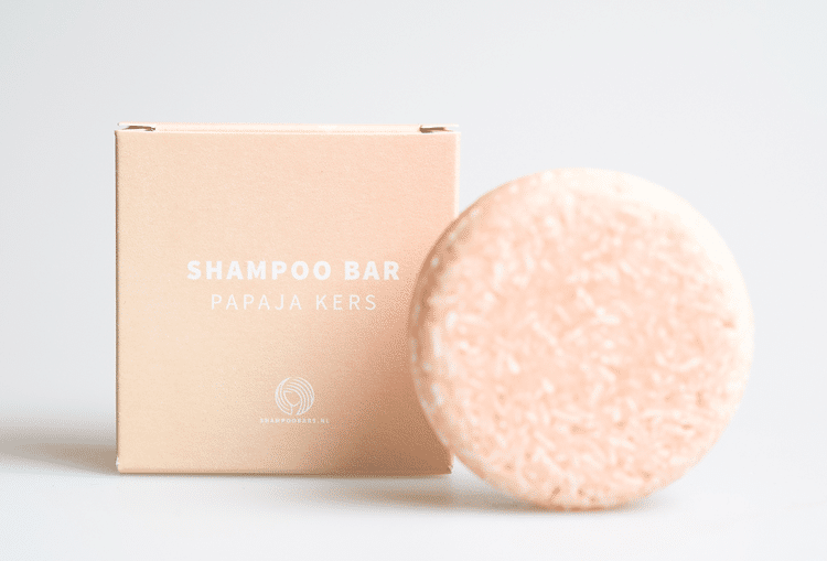 Shampoo Bar - Papaya Kers
