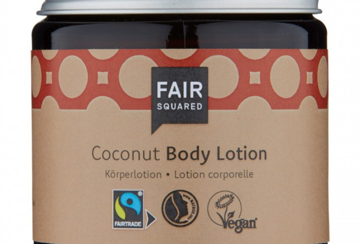 Body Lotion Coconut