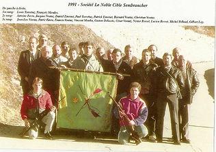 La Cible en 1991