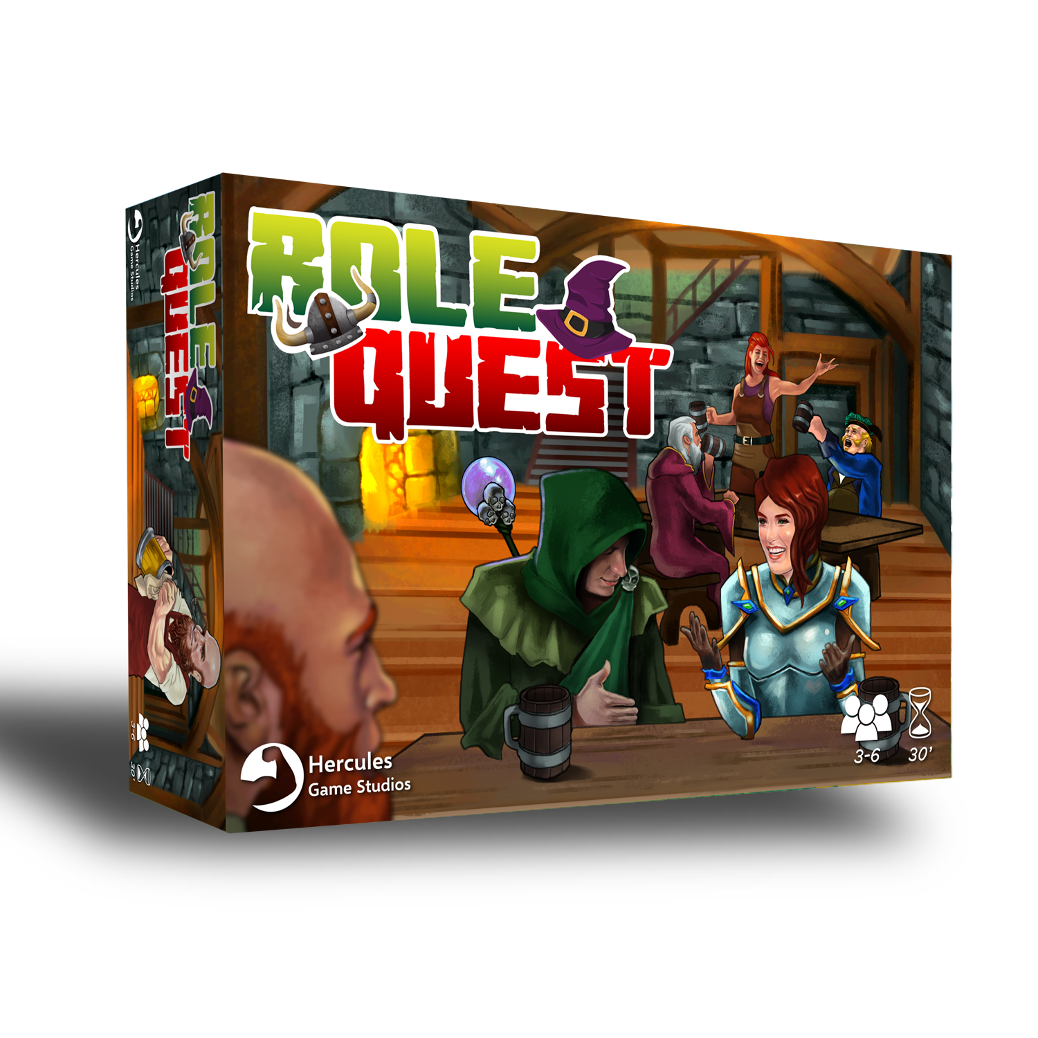 Role-Quest Box