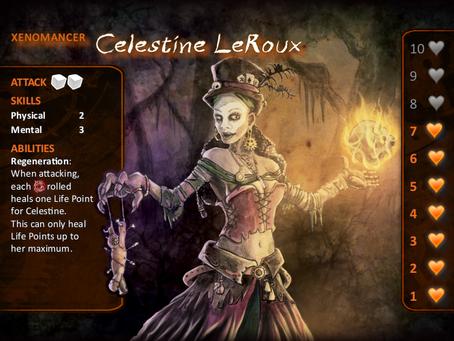 Character Story: Celestine LeRoux