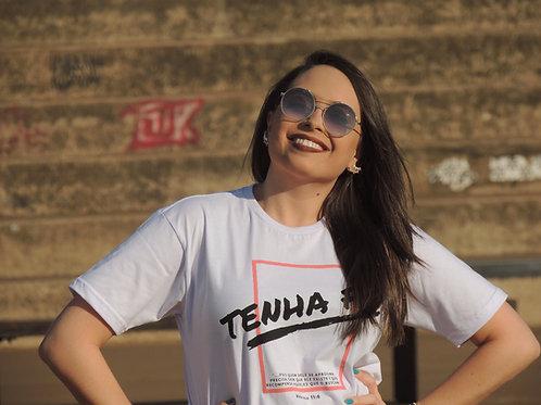 Camiseta Tenha Fé