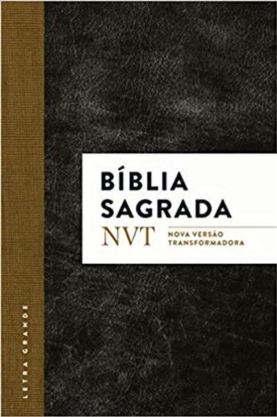 Bíblia NVT - Clássica - Letra Grande