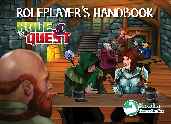 Role Quest Roleplay Handbook - PDF