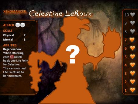 Character Reveal: Celestine