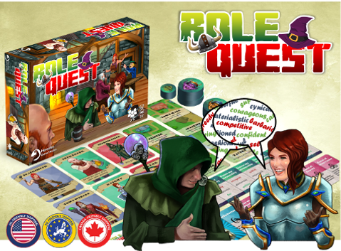 Role Quest Card Game
