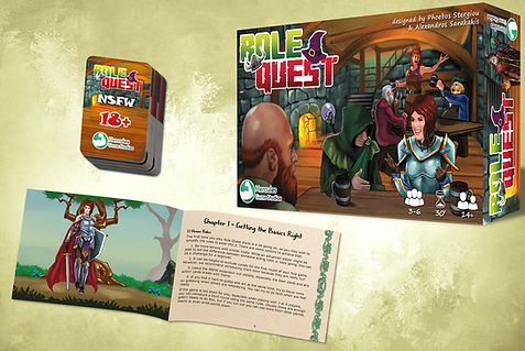 Role Quest BUNDLE
