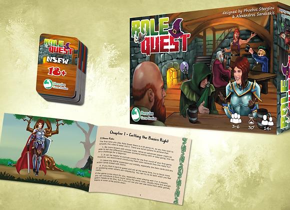 Role Quest BUNDLE