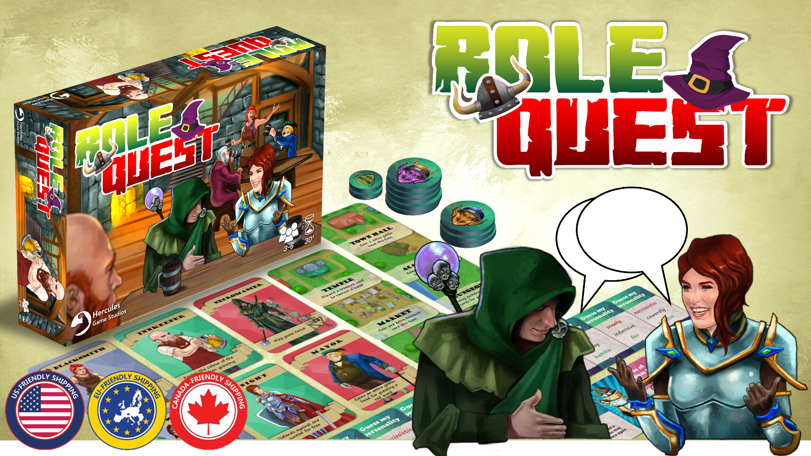 Role Quest Presentation Image