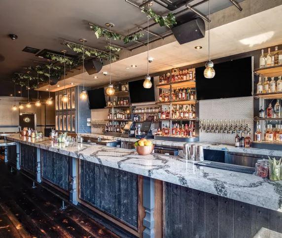The Holding Company Bar, Ocean Beach