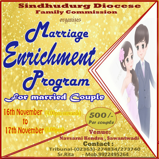 Enriching your married life