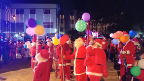 SCA organises Christmas  float competition