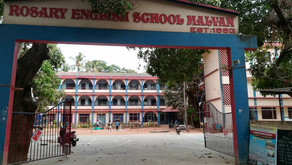 Rosary English School Malvan celebrates Silver Jubilee