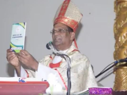 Bishop Alwyn releases diocesan directory