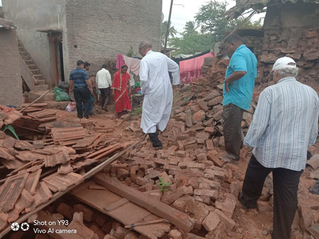 SDDS reaches out to flood victims