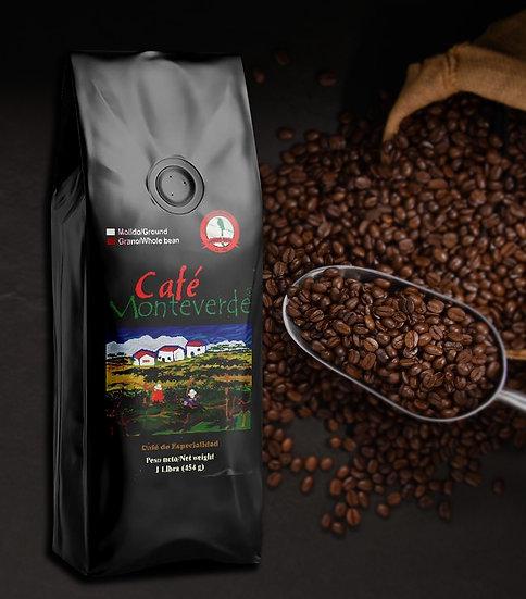Café en Grano/Precio por Lb. (Bolsa)