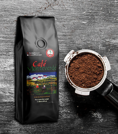 Café Molido/Precio por Lb. (Bolsa)