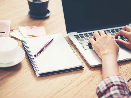 [Coluna] Dicas de escrita: como se aperfeiçoar em 6 passos simples