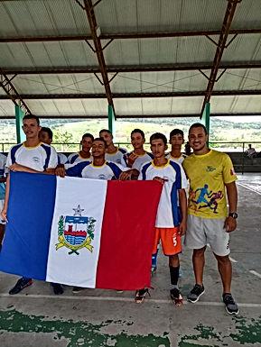 Escola Iramilton campeão do INTEREJA